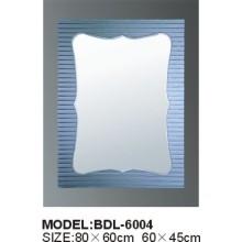 Miroir de salle de bain en verre d'épaisseur 5mm en épaisseur (BDL-6004)