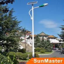 CE 30W LED solaire réverbère