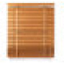 "2"" Faux Wood Venetian Blind PVC Curtains"