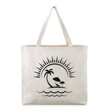 custom high quality eco bangkok cotton bag