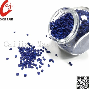 Granuli Blue Wire Masterbatch