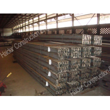 Hot Rolled Extruded Steel Rails