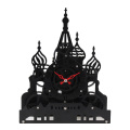 Castle Mode Gear Desk Clock