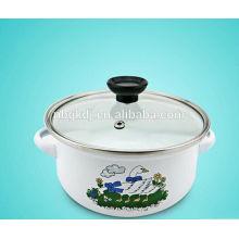 Non-stick cookware set for casserole soup or enamel pots  Non-stick cookware set for casserole soup or enamel pots