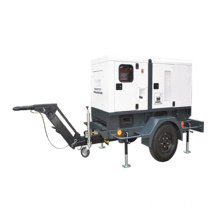 220KW CUMMINS Trailer Diesel Generator set