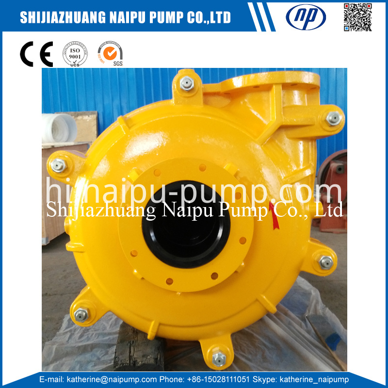 Warman Rubber slurry pump