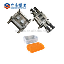 Top Quality packaging container mould/die plastic food containers moulds shenzhen factory custom mold