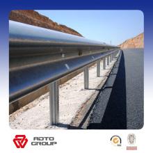 barrière de sécurité routière et glissières d'autoroute et sécurité routière