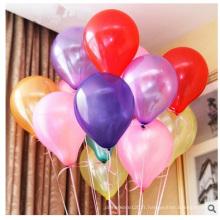 Ballons perle ronde 10 pouces, ballons publicitaires, ballons de mariage en gros
