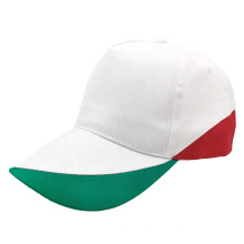 Promotion factory direct deliver custom sports cap Combination 5 panel cotton twill baseball cap dad hat