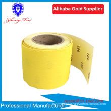 abrasive paper jumbo roll/sandpaper/abrasive aanding sheet