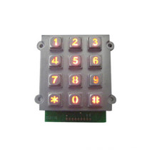 High quality commercial door lock keyboard digital access keyboard