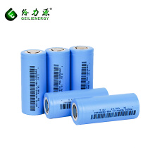 Preço de atacado grande potência recarregável 26650 55A 5500 mah 3.7 v li-ion baterias de iões de lítio bateria