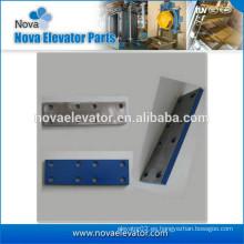 Carril de guía de la placa de conexión del elevador