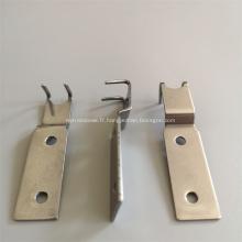machine à tricoter chaîne LIBA Aiguille à crochet d'insertion de trame