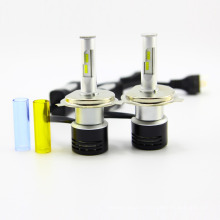 Яркий свет фар на рынке У5 (Н4) светодиодные фары светодиодные лампы головного света с интеллектуальным вентилятором