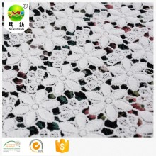 Hot Design Embroidery Fabric for Women Dresses