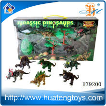 2013 Hot selling assembly animals plastic toy dinosaur for sale for kids