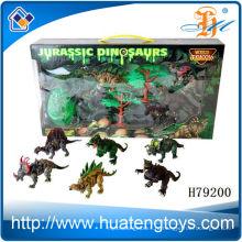 2013 Горячий продавая животных собрания пластичный игрушечный динозавр для сбывания для малышей