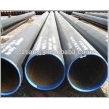 Q235 Толщина тонкостенной сварной стальной трубы для водопроводной трубы