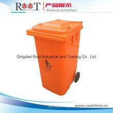 Lata do balde do lixo do HDPE 240L / molde do caixote de lixo