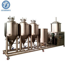 50 liter stainless steel single vessel brewhouse tank home brewery system for sale