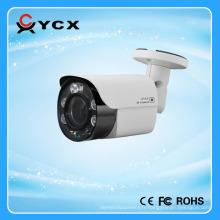 High Quality Outdoor Bullet 2MP 1080P IR HD TVI Caméra CCTV avec 5pcs ARRAY IR LED