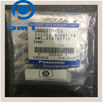 PANASONIC FILTER 1080310135 W / OUT FOR AME SYNTHETIC