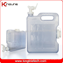 3L Slim Freezer Jug Venda Atacado BPA Free with Spigot (KL-8011)