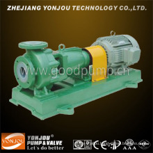 Ih Single Stage Single Suction Centrifugal Stainless Steel Chemical Pump