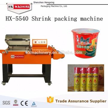 Machine à emballer semi-automatique de rétrécissement de Hengxing