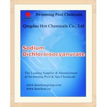 Гранулы/порошок/таблетки натрий dichloroisocyanurate (СОВК)
