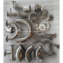 Fittings for high purity water system