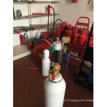 Cylindre activé par extinction d'incendie 5L