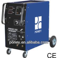 Bonne qualité acier matériel gaz & pas de gaz bon prix mosfet co2 machine de soudage mig avec accessoires-hot air welding machine