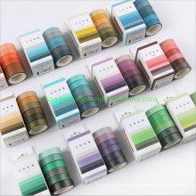 Gradient Color Paper Masking Tape