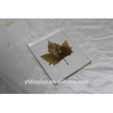 Acrylic Seamless hot-pressing, Acrylic artwork