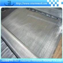Fil de filtre en acier inoxydable utilisé pour les industries de l'exploitation minière