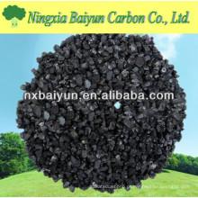 Meios filtrantes de tratamento de água Antracite Coal