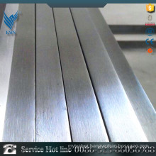 GB5215 thickness 3mm hot rolled and pickled 316L Stainless Steel Flat Bar