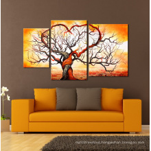 Handmade Stretched Famous Abstract Painting