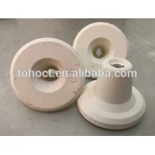 High temperature fire Refractory ceramic cuplocks