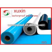 1.8mm refuerza la membrana impermeable TPO para cubiertas