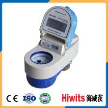 Medidor de água pré-pago residencial com conectividade M-Bus