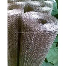 rede de arame sextavada galvanizada
