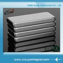 N42 N35 N52 fritté Nickel revêtement solide bloc néodyme