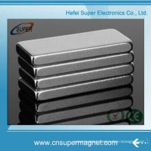 N42 N35 N52 Sintered Nickel Coating Strong Neodymium Block Magnets