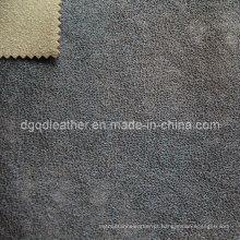 Alta qualidade respirável couro móveis pu (qdl-fb0042)