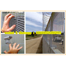 Anti-Cutting Welded Mesh Panel Fence