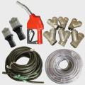 fuel dispenser hose outpipe